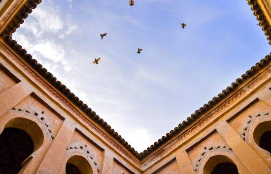 La tour Almoravides du XIème siècle