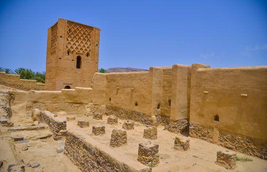 Ancienne mosquée « Lalla Baytou Allah »