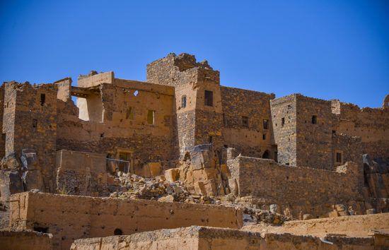 Ancien Mellah de Tazart