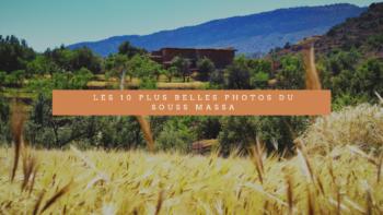 Photos voyage Souss Massa