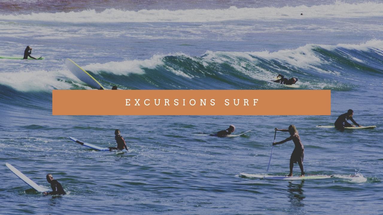 À vos planches de surf